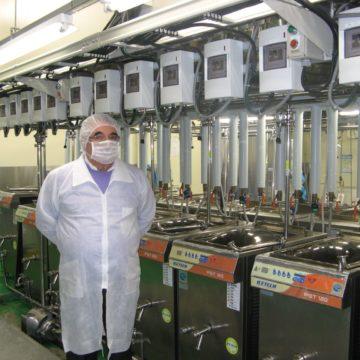 Linie produkcyjne maszyn Icetech dotarły do Japonii!